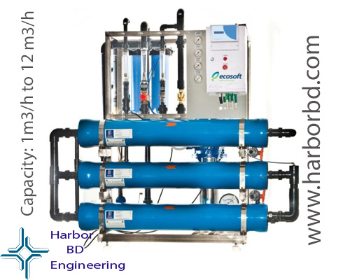 Commercial Reverse Osmosis 5200 Gallons Per Day